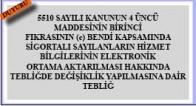 5510 SAYILI KANUN