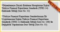 Tfrs Sıra No 52-53