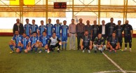 SM Mehmet BAŞPINAR 3. Geleneksel İlçeler Arası Futbol Turnuvası