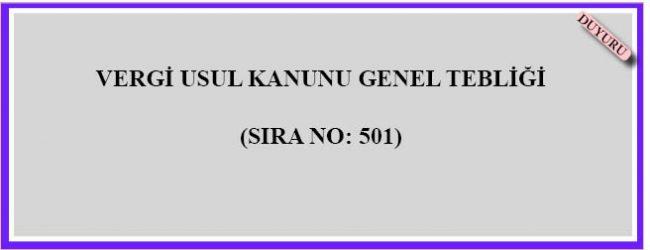 VUK 501